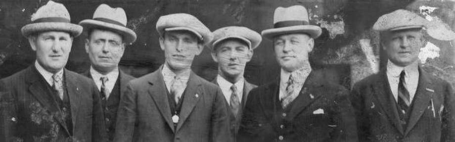 September 15, 1925. Photo: P-I File