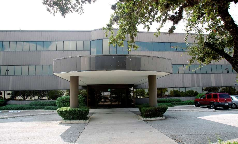 Emivest Aerospace corporate offices at San Antonio International Airport. Photo: Express-News File Photo