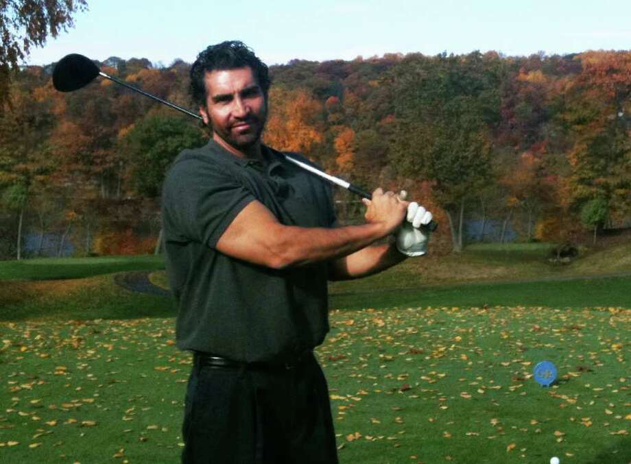 Seve Esposito of Weston has tallied a dozen holes-in-one, all certified, over the last decade. Photo: Contributed Photo / Westport News contributed