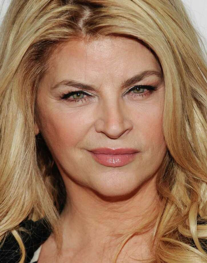 In this March 17, 2010 file photo, Actress Kirstie Alley attends a premiere for the film 'The Runaways' at the Landmark Sunshine Theater in New York. Alley will be one of the contestants on the new season of Dancing with the Stars. Photo: AP
