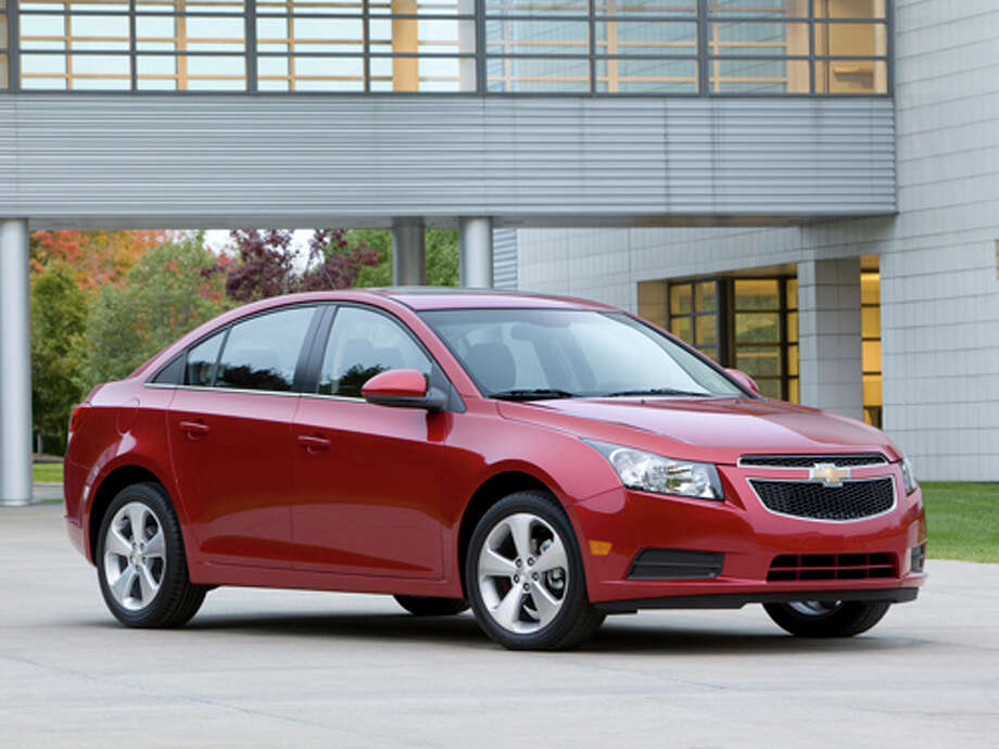 2011 Chevrolet Cruze (photos courtesy Chevrolet) Photo: GM / copyright: GM corporation