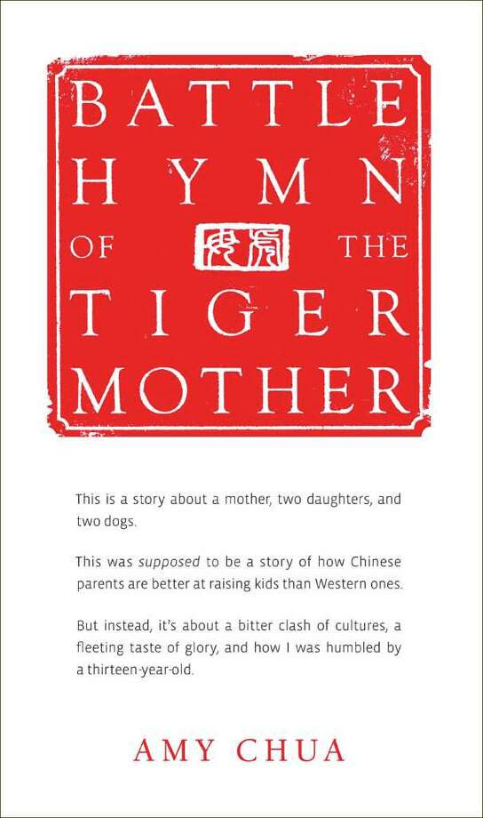 """New Haven writer Amy Chua will talk about her controversial child-rearing memoir """"Battle Hymn of the Tiger Mother"""" at the New Canaan Library on April 3. Photo: Contributed Photo / Connecticut Post Contributed"""