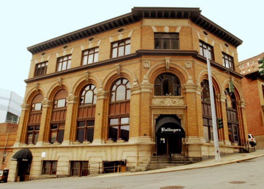 The building that housed Ballingers will reopen as City Beer Hall.
