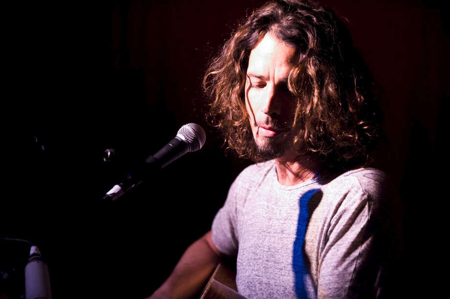 Chris Cornell comes to the Fairfield Theatre Company at the Klein during a stop on his first-ever solo acoustic songbook tour on Friday, April 8 at 8 p.m. Photo: Contributed Photo / Connecticut Post Contributed