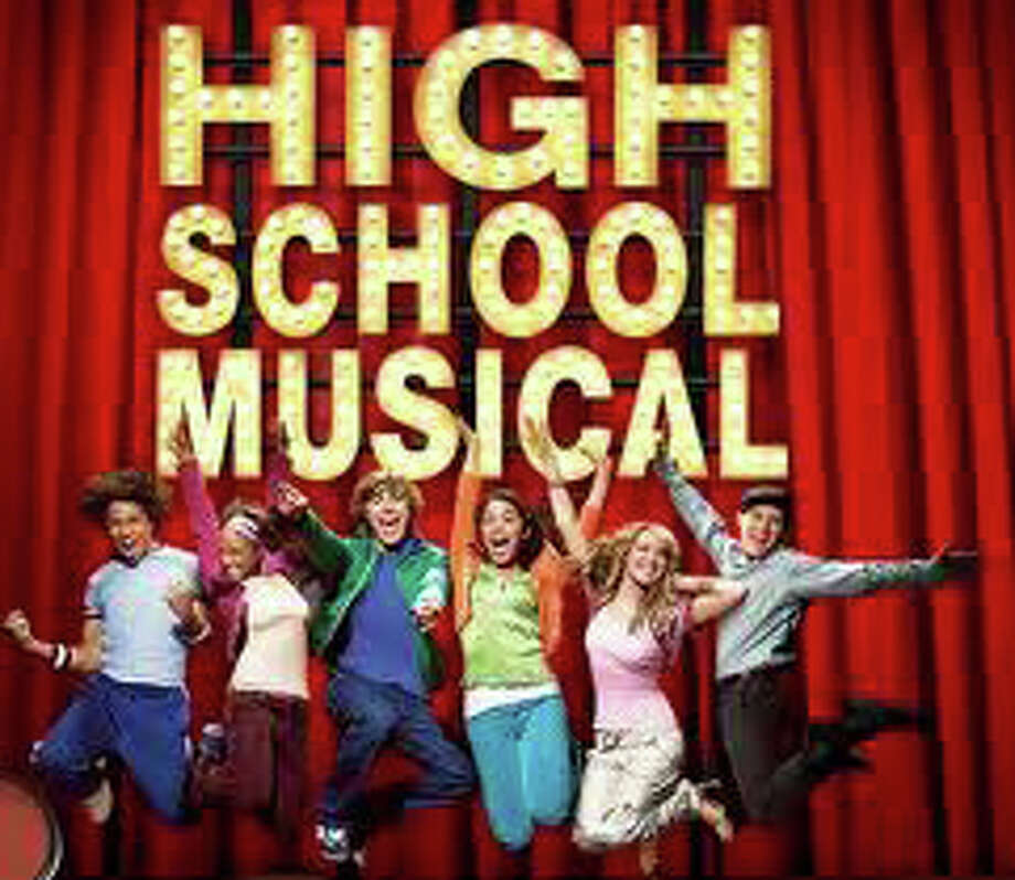 "Kick off your weekend with a performance of ""High School Musical Jr"" by the Drama Club at Tomlinson Middle School on Friday. Photo: Contributed Photo / Fairfield Citizen"