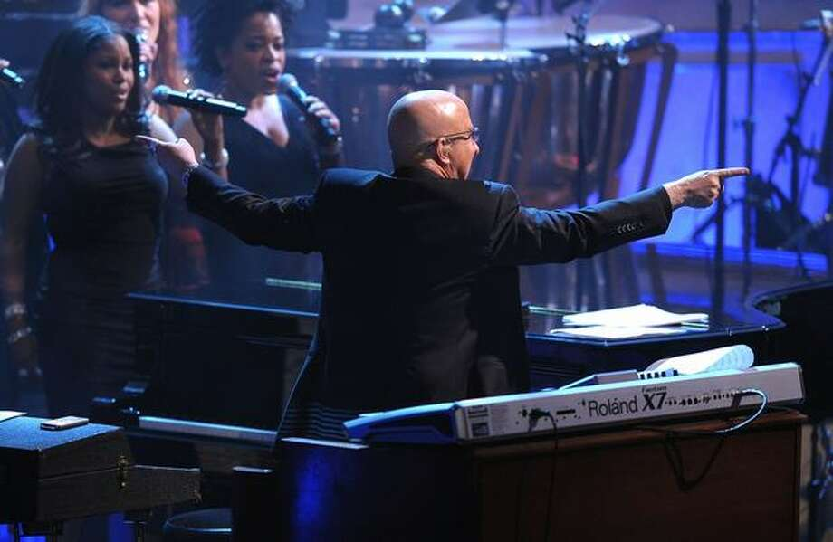 Musician Paul Shaffer is 63. Photo: Getty Images / Getty Images