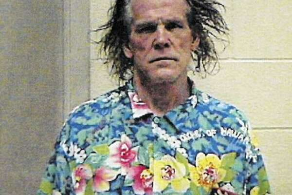 Nick Nolte is seen here in an arrest photograph by the California Highway Patrol after his arrest on suspicion of driving under the influence on September 12, 2002 in Woodland Hills, California.