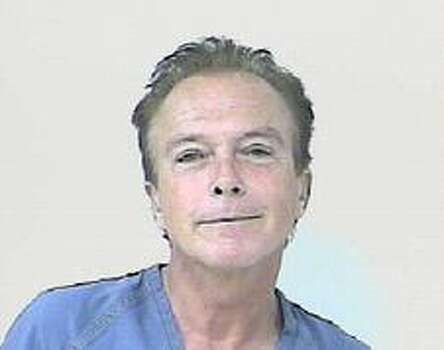 David Cassidy is seen in a booking photo on November 3, 2010 in Fort Pierce, Florida. Cassidy was arrested on DUI charges and released on bail. Photo: Getty Images / Getty Images