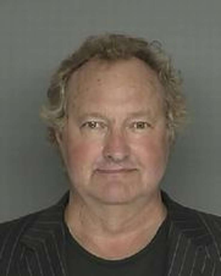 Randy Quaid is pictured in a booking photo on April 26, 2010 from the Santa Barbara Sheriff's Department, after he had missed several court dates on fraud, burglary and conspiracy charges. Photo: Getty Images / Getty Images