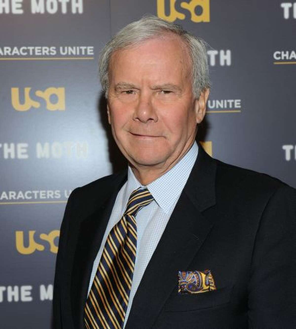 Tom Brokaw, 71.