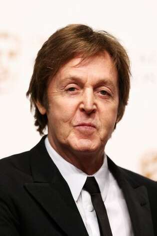Paul McCartney, 68. Photo: Getty Images / Getty Images
