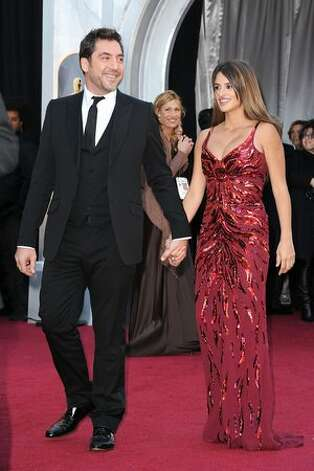 Actress Penelope Cruz and actor husband Javier Bardem welcomed a baby boy in Spain. Photo: Getty Images / Getty Images