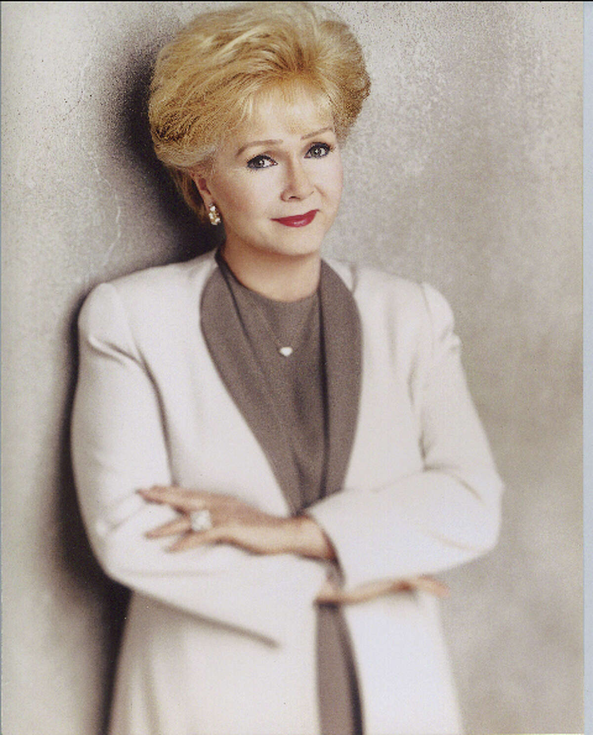 """Veteran actress Debbie Reynolds will talk about her career - and her tabloid-fodder off-screen life - during an """"Inside the Actor's Studio""""-style presentation at Fairfield's Sacred Heart University on Sunday, April 10."""