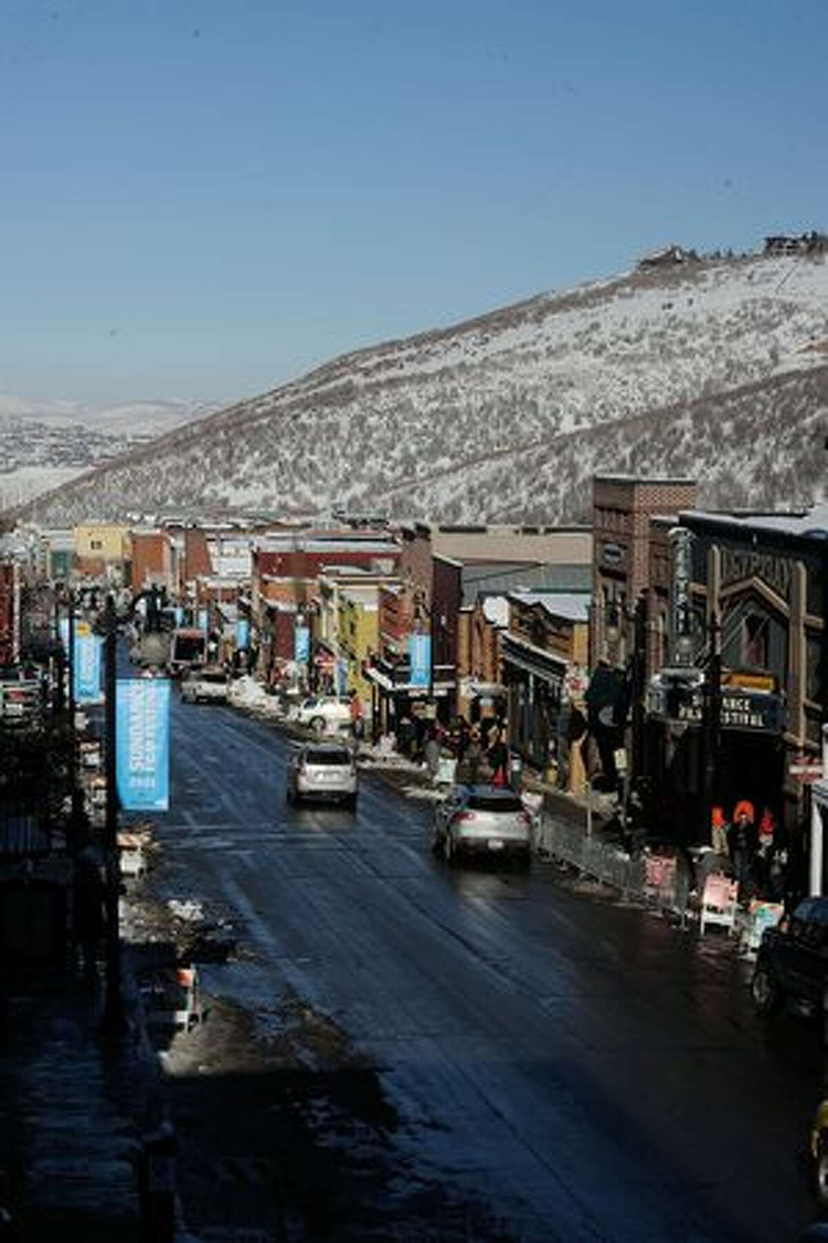 A general view of atmosphere during the 2011 Sundance Film Festival on January 20, 2011 in Park City, Utah.