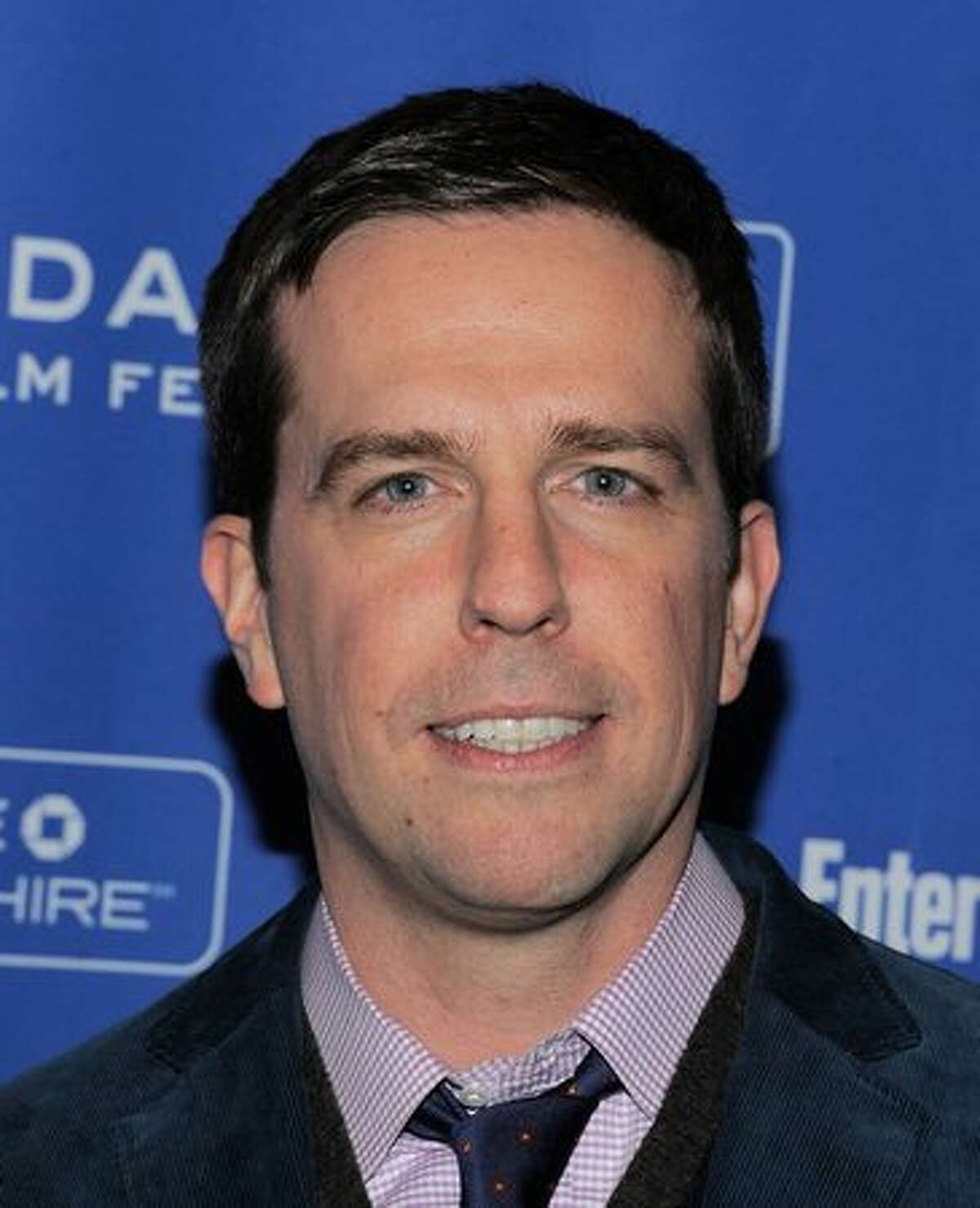 Actor Ed Helms attends the