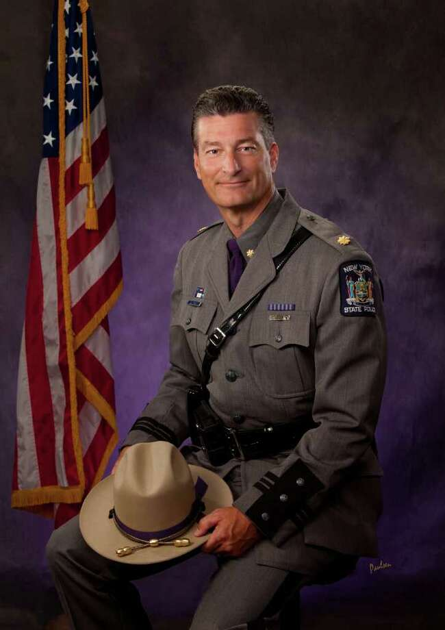 Courtesy U.S. Senate Veteran State Police Maj. David McNulty has been nominated to be the next U.S. Marshal for the Northern District of New York.