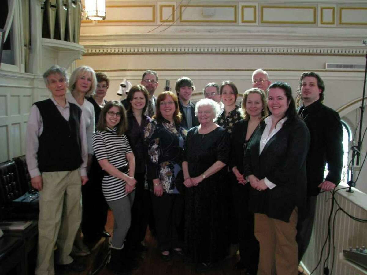 """The Saint Joseph Choir, pictured here, and guest soloists, will present Maurice Durufle's """"Requiem"""" in a free concert, open to the public, Tuesday, April 12 at 8 p.m. at Saint Joseph Church, 8 Robinson Ave., Danbury. For more information, call 203-748-8177."""
