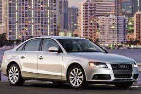 Midsize Luxury Sedan:  Audi A4