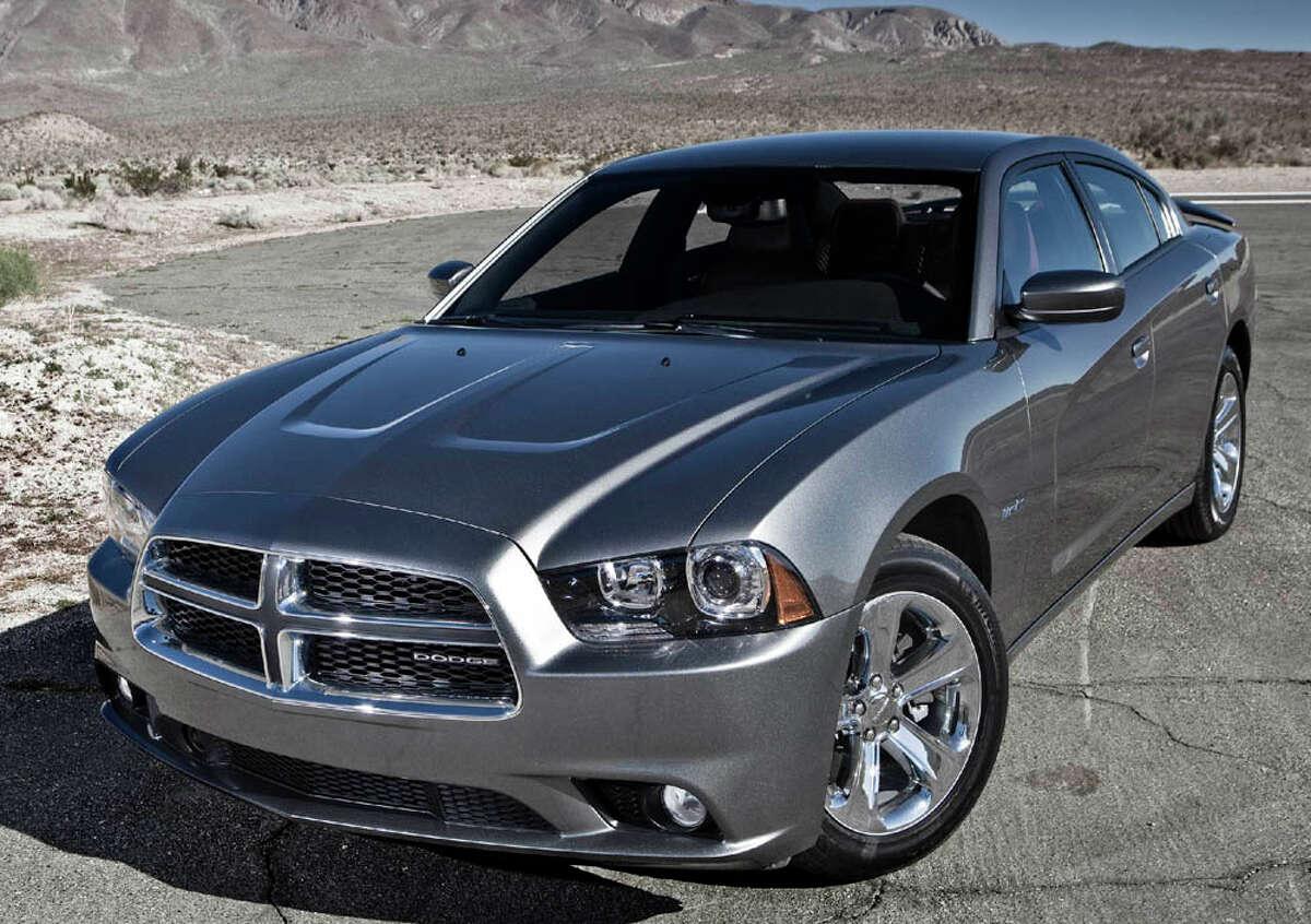 Large Sedan: Dodge Charger