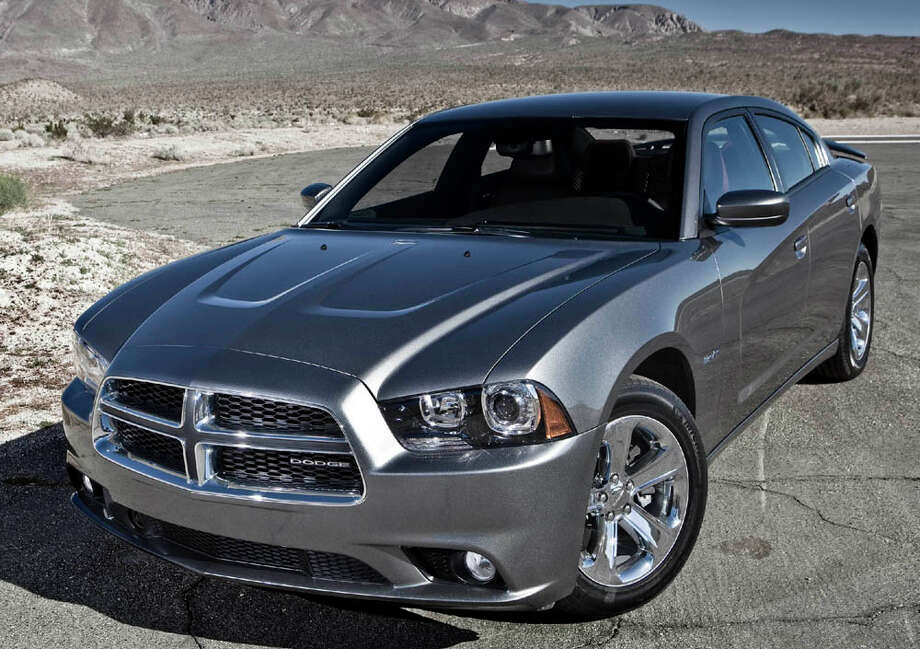 Large Sedan: Dodge Charger Photo: COURTESY