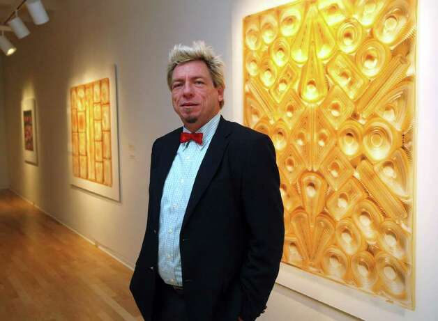 Artist Chuck Ramirez was awarded posthumously with one of the 2011 Downtowner of the Year Awards. Photo: ROBERT MCLEROY, SPECIAL TO THE EXPRESS-NEWS / SPECIAL TO THE EXPRESS-NEWS