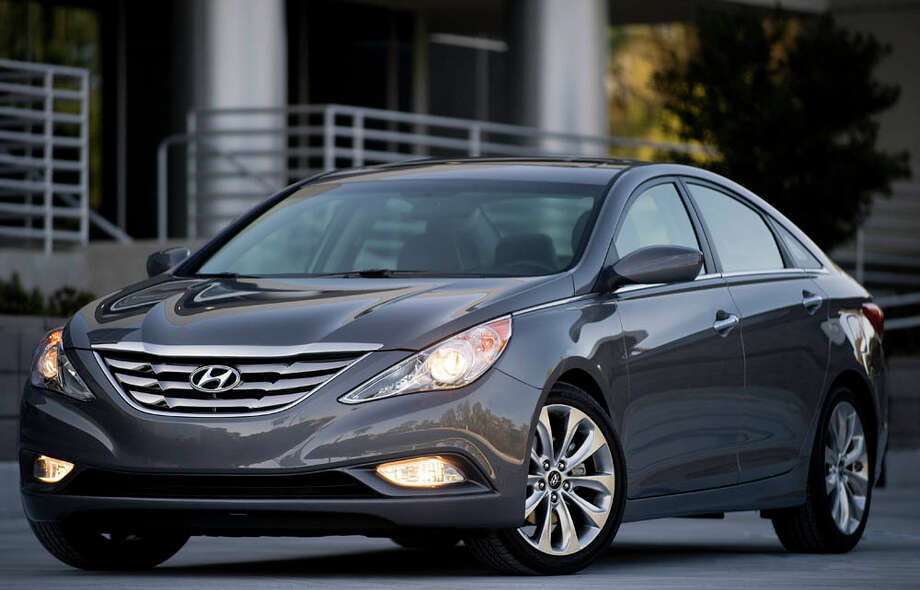 The 2011 Hyundai Sonata is making big waves in the midsize-sedan class, challenging vehicles such as the Toyota Camry, Honda Accord and Nissan Altima. Photo: Courtesy / © Morgan J Segal Photography