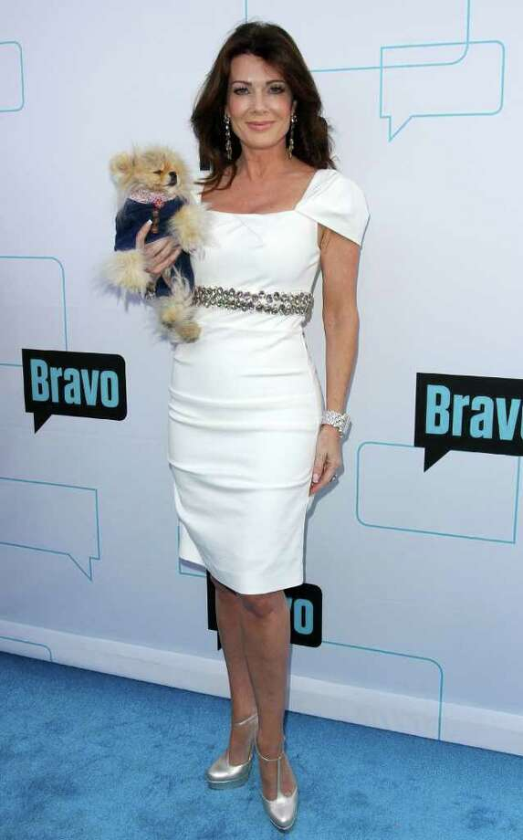 LOS ANGELES, CA - MARCH 30:  Lisa Vanderpump attends Bravo Media's 2011 Upfront Presentation  on March 30, 2011 in Los Angeles, California.  (Photo by Valerie Macon/Getty Images) *** Local Caption *** Lisa Vanderpump Photo: Valerie Macon, Getty Images / 2011 Getty Images