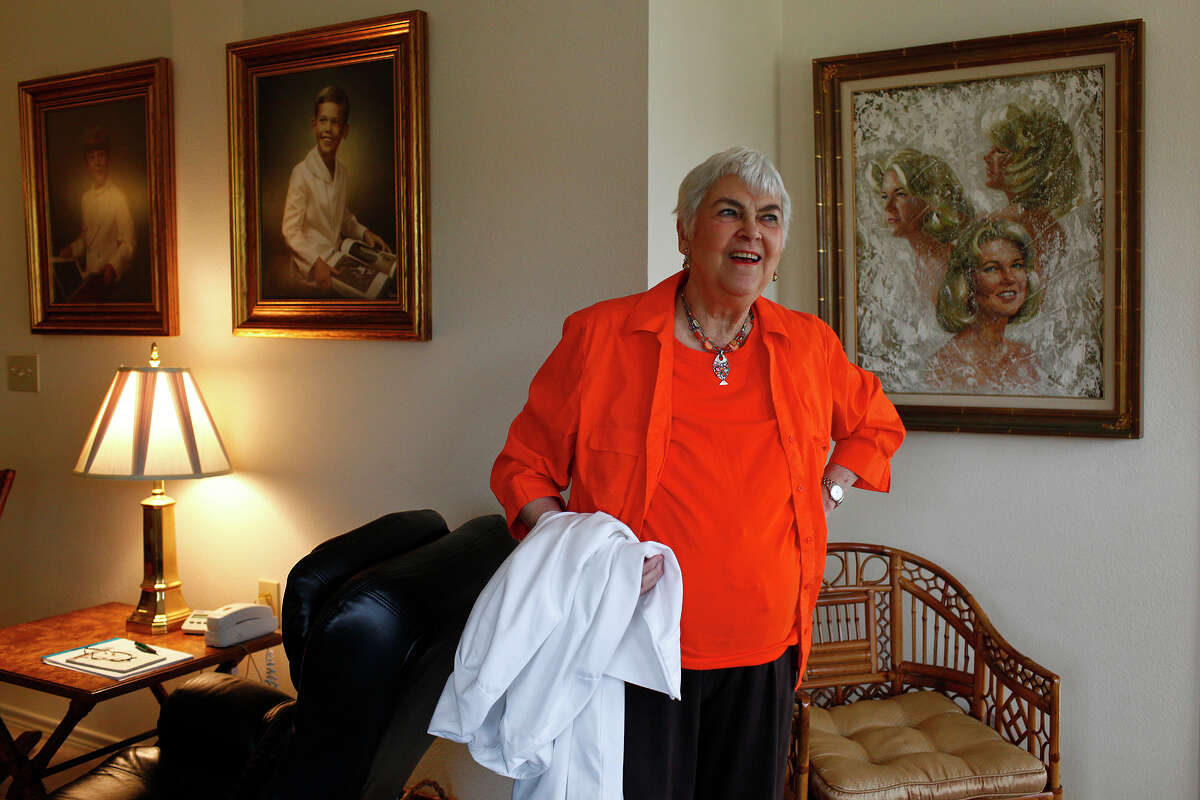 Adele Jones was born and raised in New Orleans, the only child of a Catholic mother and Lutheran father.
