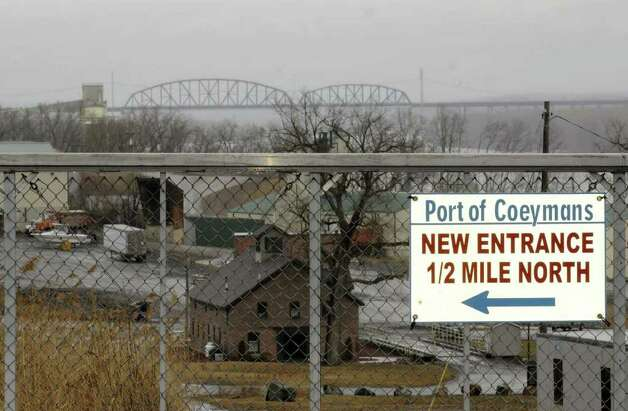 Port of Coeymans in Coeymans, NY, on Friday, April 1, 2011. ( Michael P. Farrell/Times Union ) Photo: Michael P. Farrell