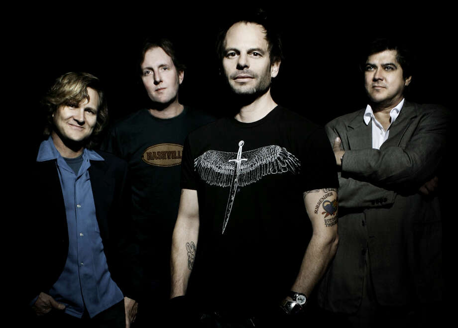 The Gin Blossoms will headline Friday night's St. Mary's University's Oyster Bake concert. COURTESY ANGELA O'NEIL