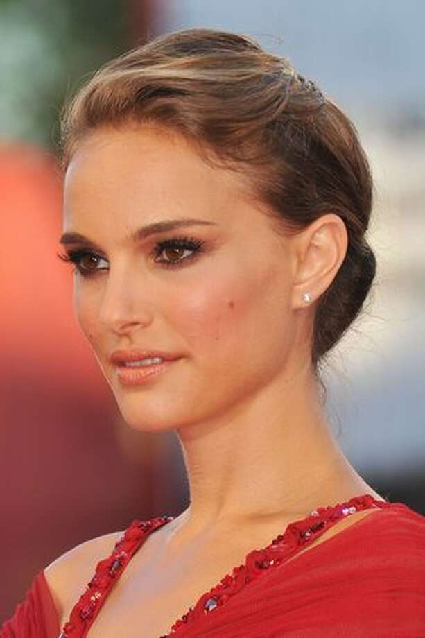 "Actress Natalie Portman attends the Opening Ceremony and ""Black Swan"" premiere during the 67th Venice Film Festival at the Sala Grande Palazzo Del Cinema in Venice, Italy. Photo: Getty Images / Getty Images"
