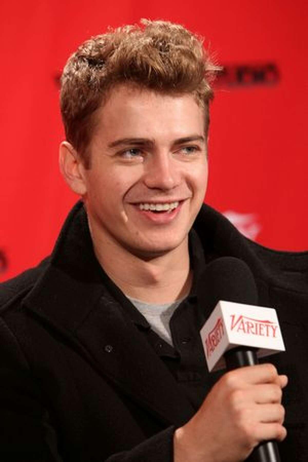Actor Hayden Christensen attends the The Variety Studio At Holt Renfrew Day 4 held at Holt Renfrew, Toronto.