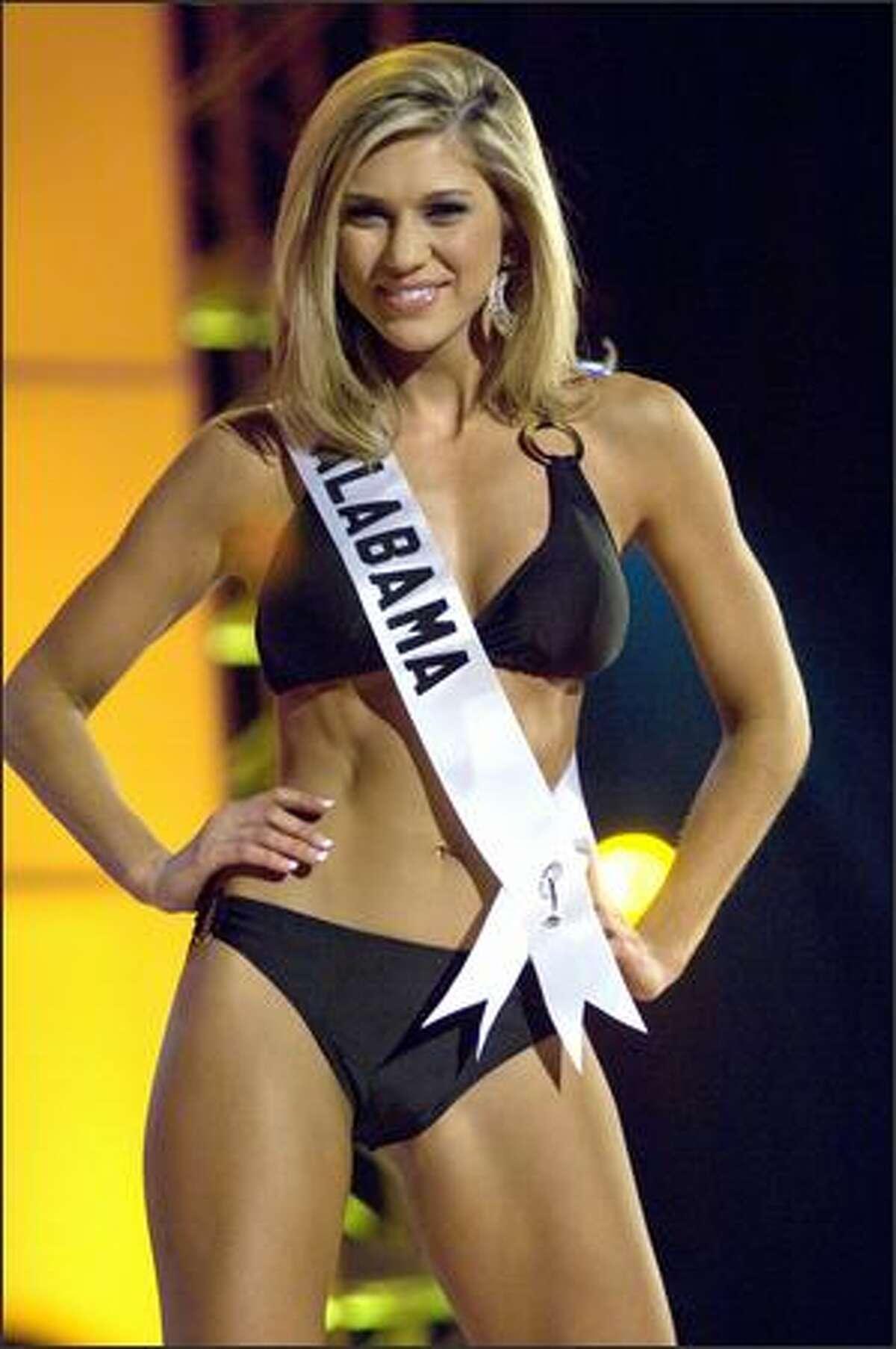 Keisha Walding, Miss Alabama USA 2008.