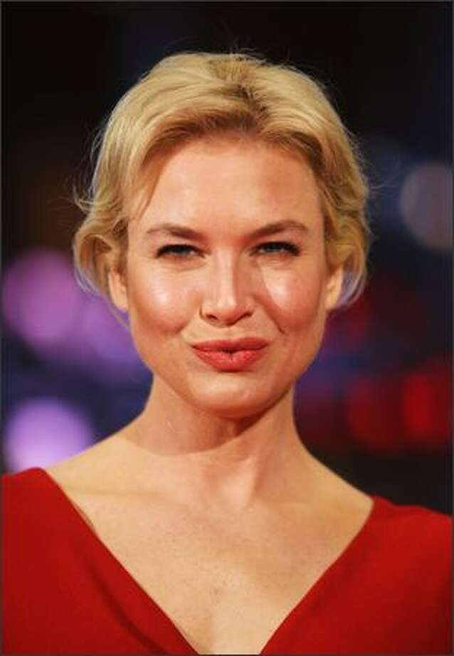 Actress Renee Zellweger attends the premiere for 'My One And Only' as part of the 59th Berlin Film Festival at the Berlinale Palast in Berlin, Germany. Photo: Getty Images / Getty Images