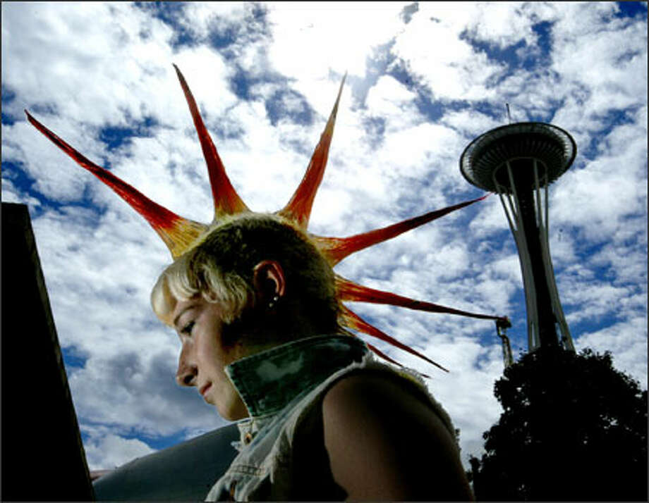 The Day in Pictures - 9/4/2005 - seattlepi com