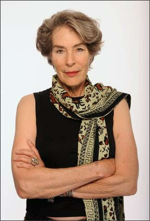 Actress Mary Woronov attends the Tribeca Film Festival 2009 portrait studio. Photo: Getty Images / Getty Images