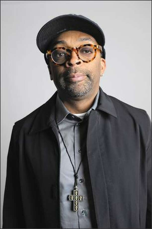 Director Spike Lee attends the Tribeca Film Festival 2009 portrait studio at DIRECTV Tribeca Press Center in New York City. Photo: Getty Images / Getty Images