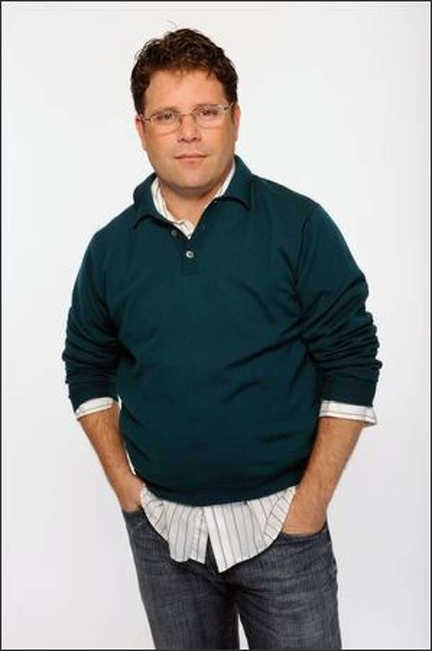 Actor Sean Astin attends the Tribeca Film Festival 2009 portrait studio. Photo: Getty Images / Getty Images