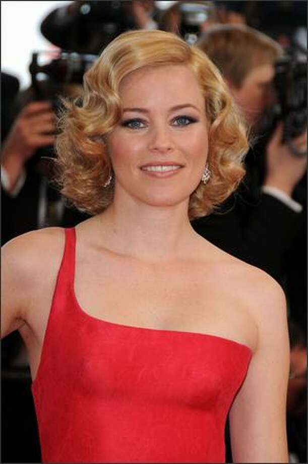 "Actress Elizabeth Banks attends the ""Up"" Premiere at the Palais De Festival during the 62nd International Cannes Film Festival in Cannes, France. Photo: Getty Images / Getty Images"