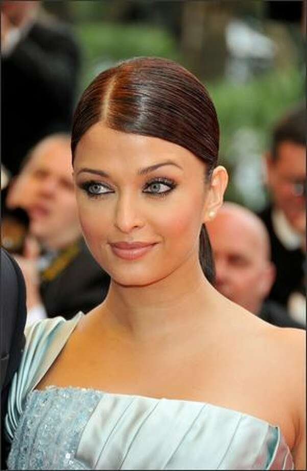 Actress Aishwarya Rai Bachchan attends the Spring Fever Premiere held at the Palais Des Festival during the 62nd International Cannes Film Festival in Cannes, France. Photo: Getty Images / Getty Images