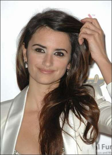 Actress Penelope Cruz attends the Akvinta Presents 'A Night of Hollywood Domino' at The House at Can
