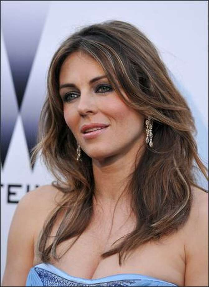 Elizabeth Hurley arrives for the amfAR Cinema Against AIDS 2009 benefit at the Hotel du Cap during the 62nd Annual Cannes Film Festival in Antibes, France. Photo: Getty Images / Getty Images