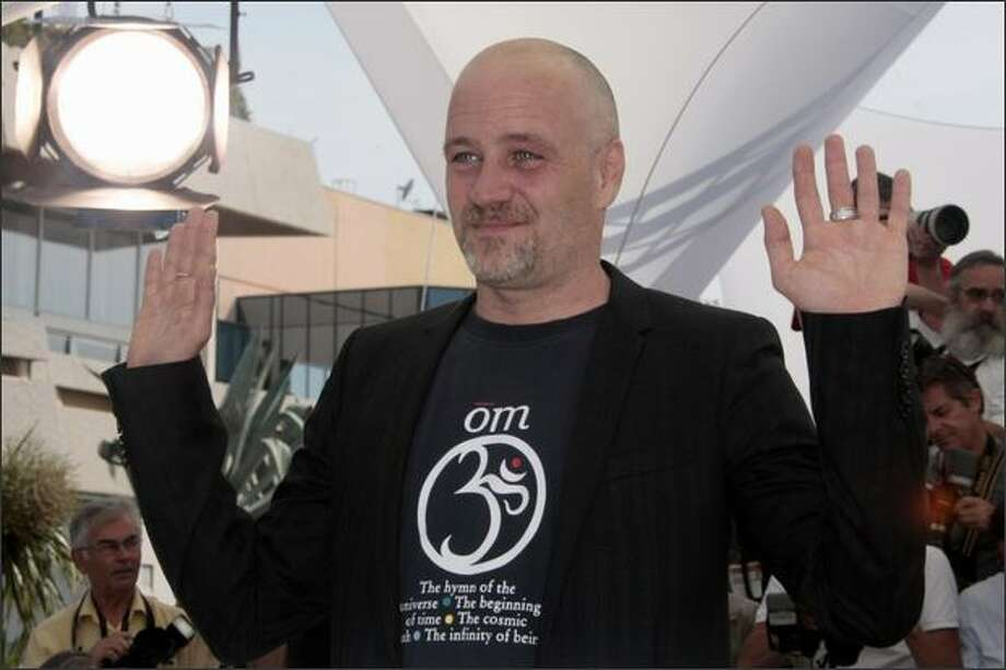 "French director Jan Kounen poses during the photocall of ""Coco Chanel & Igor Stravinsky"" presented out of competition at the 62nd Cannes Film Festival on Sunday. Photo: Getty Images / Getty Images"