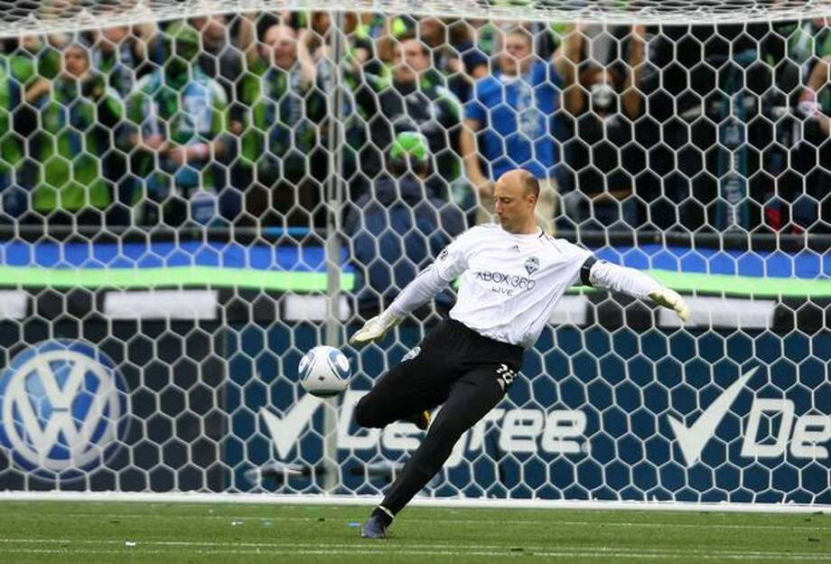 Seattle Sounders goalie Kasey Keller. Photo: Joshua Trujillo, Seattlepi.com / seattlepi.com