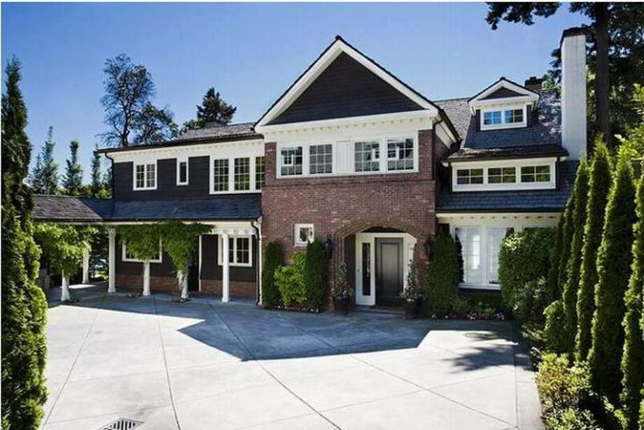 This $7,380,000 home in Bellevue has 5 bedrooms and 4.75 bathrooms and was built in 2001. The home is 7,420 square feet. (Windermere.com) See the listing.