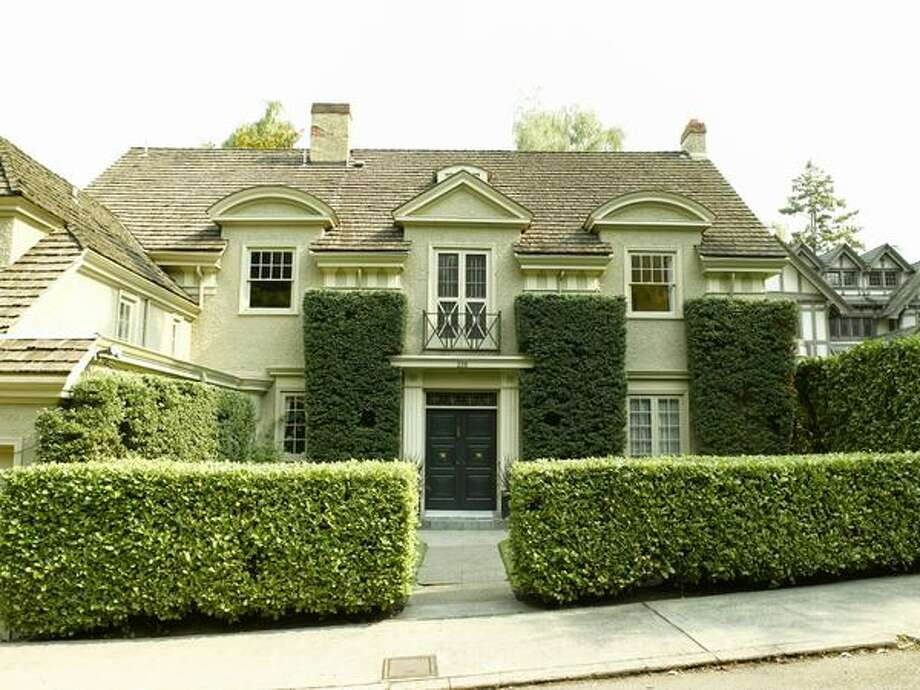 This residence, located at 218 40th Ave E., is currently listed for $5,990,000. It was built in 1910 and has seven bedrooms, three full bathrooms and two partial baths. See the listing. (Ewing & Clark)