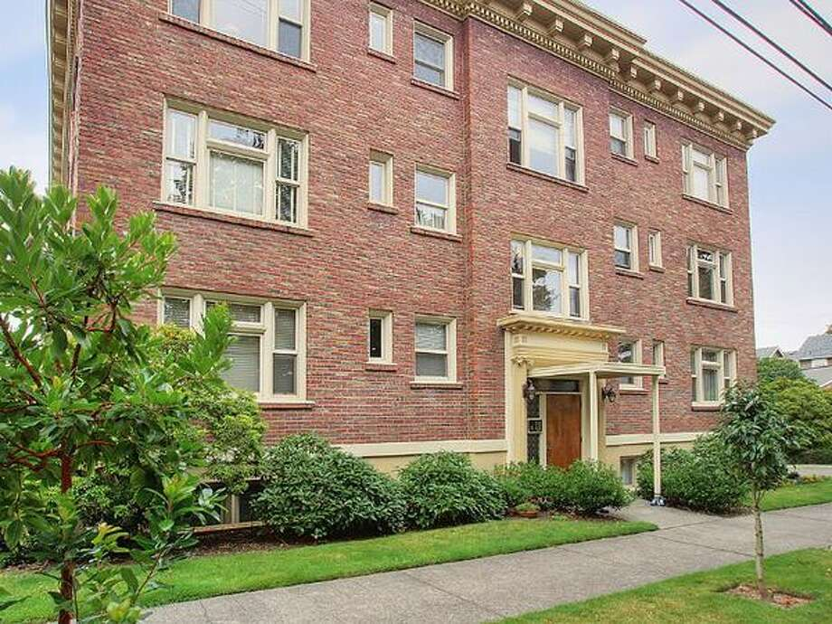 Queen Anne is a quaint neighborhood known for its views of downtown Seattle and historic architecture. This gallery features three apartments under $180,000 located in the Queen Anne neighborhood.This Queen Anne studio apartment with one bathroom is listed for $185,000. The building, which was built in 1909, is located at 2021 4th Ave N B.  See the listing. (Peggy Frasse/ Windermere)
