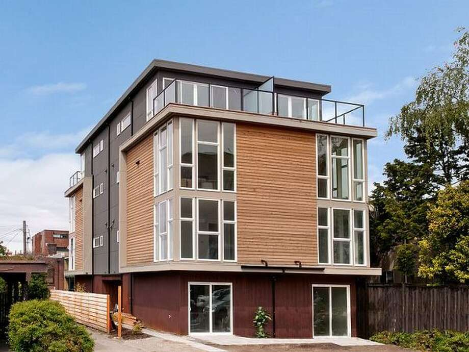 What is the market like for homes built within the past two years in Seattle? Here are four properties in the area at four different price points.  This $641,000 home at 411 Summit Ave E B near Capitol Hill has two bedrooms and three bathrooms. Built in 2009, this 1,765-square-foot townhouse has an entertainment deck, bamboo floors and view of downtown and the Space Needle. (Windermere.com) See the listing.