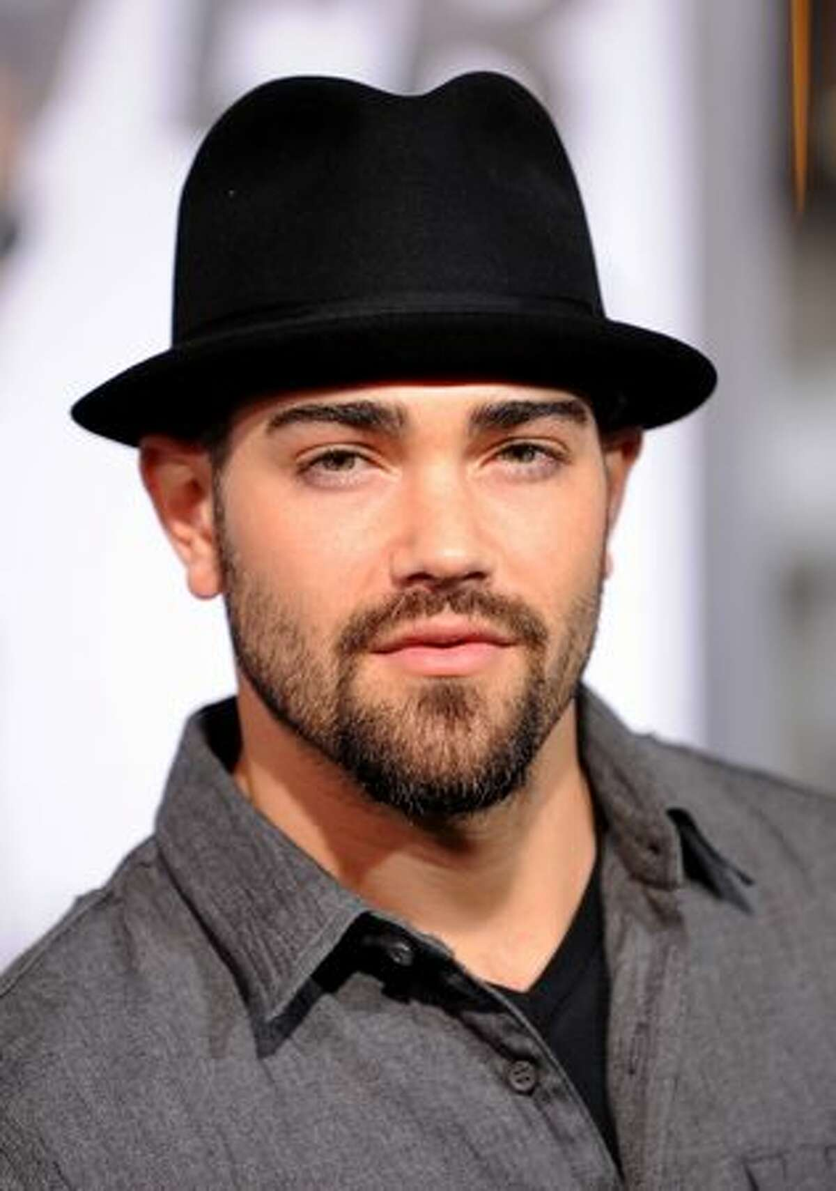 Actor Jesse Metcalfe arrives at the premiere of Warner Bros.