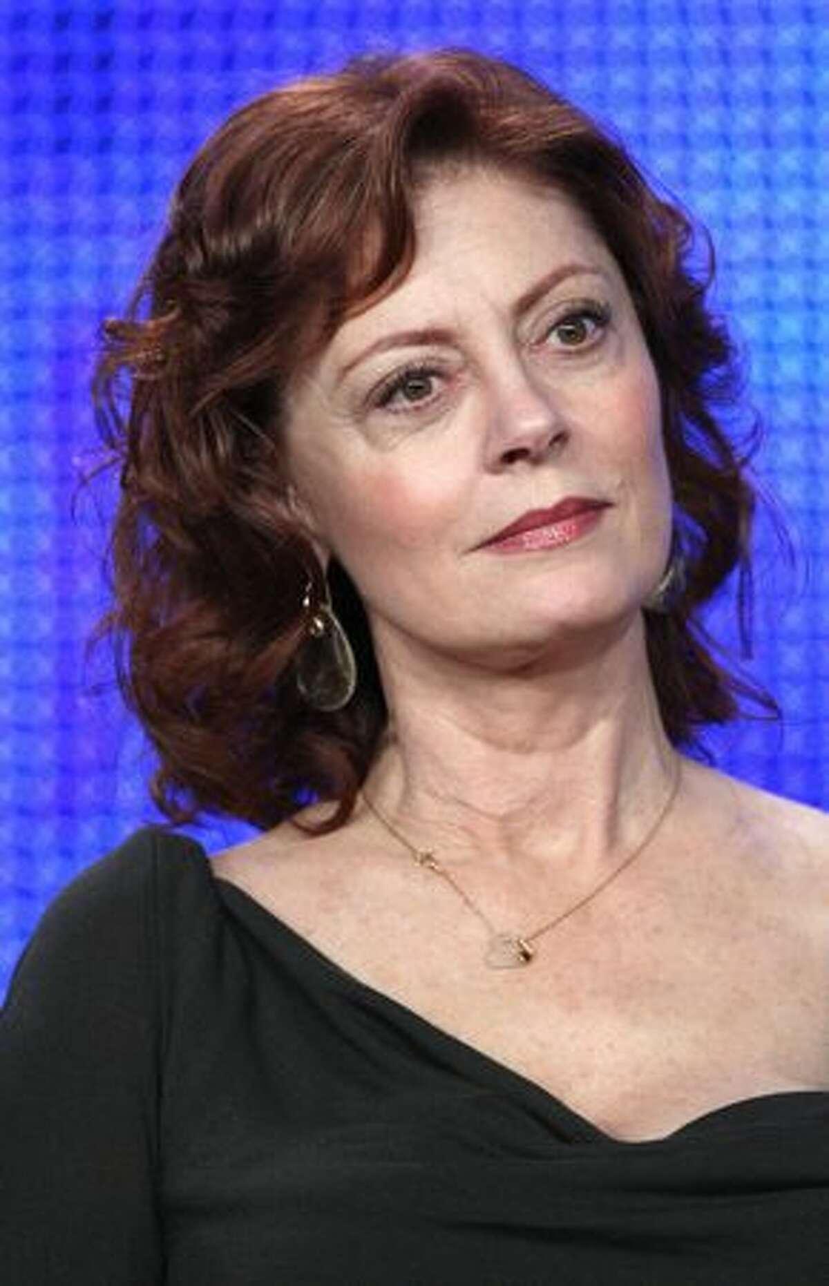 PASADENA, CA - JANUARY 14: Actress Susan Sarandon of